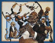Animal Orchestra- Scott Gustafson