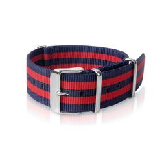 Heavy Duty Stainless steel Matte rings zulu style buckle Set for Nato strap, Zulu band Handmade Watch Strap Nato Strap, Casual Watches, Zulu, 316l Stainless Steel, James Bond, Watch Bands, Red And Blue, Navy, Accessories
