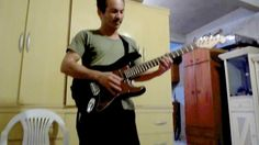 Solo Cover Hotel California Eagle Band by Augusto Oliveira