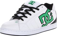 DC Men's Net Lace-Up Shoe « ShoeAdd.com – More Shoes For You Every Day