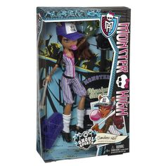 #MONSTER HIGH Clawdeen Wolf  Ghoul Sports  Doll NEW IN BOX. $39.29