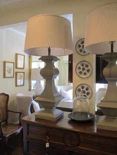 oversized table lamp - Google Search | Oversized Tablelamps and ...:Oversized Lamp @ Greyhouse, Atlanta Georgia,Lighting