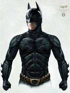 Новый костюм бэтмена