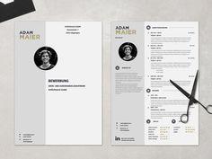 """Kreativ, jung und etwas verspielt. Zeig deinem Lieblingsarbeitgeber, welches Potential in dir steckt. Grenz dich von der Konkurrenz ab, warte nicht - pack es selber an! Starte jetzt durch mit dem Bewerbungspaket von Mr.MaierDas Bewerbungspaket enthält Anschreiben (Resume), Lebenslauf (CV) und Deckblatt (Cover Letter) im Corporate Design. Einfach die Datei in <a href=""""http://www.chip.de/downloads/Microsoft-Office-2016_73206041.html"""">Microsoft Word<&..."""