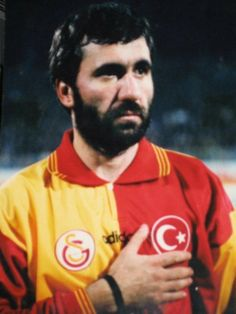 Gica Hagi (Galatasaray).