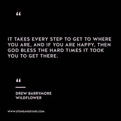 Book of the week Wildflower by Drew Barrymore #hustle #book #motivation #inspiration #entrepreneur #girlboss #boss #quote #wisdom