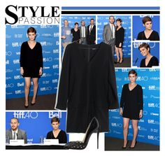 """""""2015 Toronto International Film Festival: """"Man Down"""" Photocall~ Kate Mara"""" by snugget9530 ❤ liked on Polyvore featuring Madewell"""