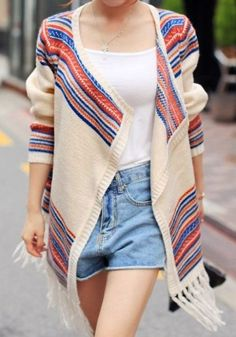 Inspiration for a casual spring Boho outfit