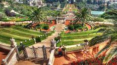 Bahájské záhrady