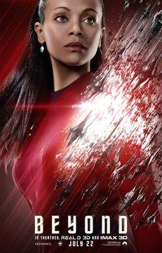 Uhura - Star Trek: Beyond, 2016