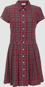 Dr Martens Tartan Shirt Dress - WHY DON'T THEY HAVE MY SIZE.