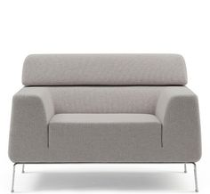 Lex Lounge Chair  Design Patrick Norguet, 2004  Upholstery, steel frame  Made in The Netherlands by Artifort