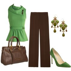 Work Style - Polyvore