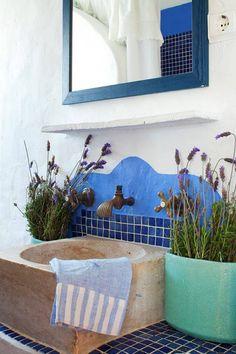Casa na Costa Alentejana - Casa de banho