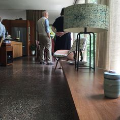 "From today's event at H.P. Davis Rockwell's ""House on a Bluff"". This amazing home is for sale...  http://louzucaro.bairdwarner.com/property/40456497/20841-Oak-Lane-OLYMPIA-FIELDS-IL-60461"
