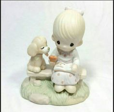 Check out this item in my Etsy shop https://www.etsy.com/listing/464151797/precious-moments-loving-is-sharing-1979