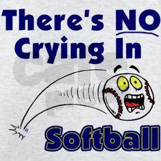 no crying