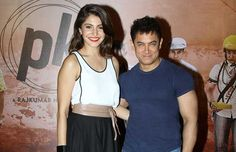 PK Aamir Khan's Special Gift To Anushka Sharma
