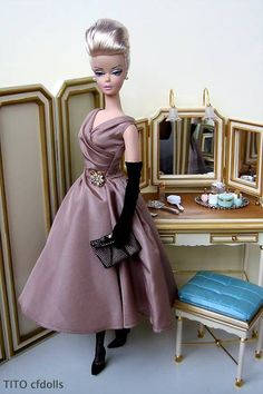 Barbie High Tea & Savories
