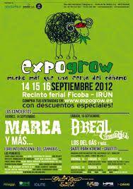 1ere edition de l' Expogrow Foire du Chanvre en 2012 @ Irun Euskadi . Photos by w33daddict aka goOkOfficial pour Riddimkilla.com . #w33daddict #Expogrow2012