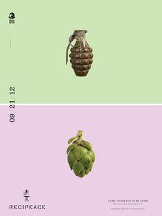 Recipeace: Grenade Print