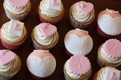 hen party cupcakes - Google Search