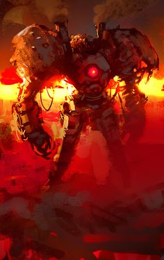 Robot by Daryl Mandryk