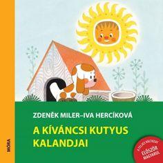 Iva Hercikova: A kíváncsi kutyus kalandjai Illustration, Christmas Ornaments, Holiday Decor, Image, Products, Clouds, Sun, Earth, Small Dogs