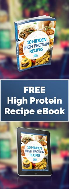 10 Secret, Quick And Easy High Protein Recipes For People Who Want To Eat Healthy Meals That The Whole Family Will Love! Easy High Protein Meals, High Protein Recipes, Protein Foods, Healthy Foods To Eat, Healthy Eating, Healthy Recipes, Flexible Dieting, Cooking Recipes, Nutrition