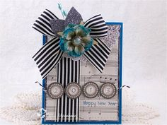 Created by Debbie Marcinkiewicz using the Occasions stamp set from www.papersweeties.com