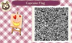 "mayor-anakuma: ""The flag design for my town! I'm happy to share it :) based off a little cupcake I saw. """