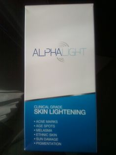 Natural Skin Shop: Alpha Light Review Hyperpigmentation treatment at home meladermpigmentreducingcomplex.org