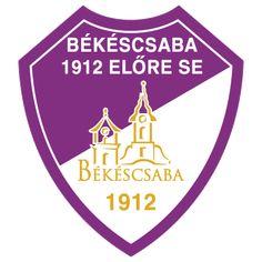 Bekescsabai Elore Fifa, European Cup, Football Design, European Football, Logo Inspiration, Logos, Crests, Mustang, Badge