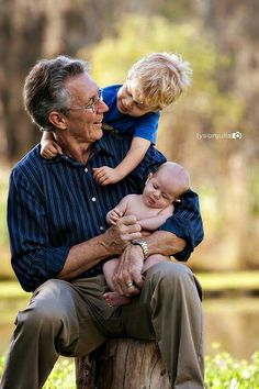 The final thing I want to see in my future is to become a grandparent.