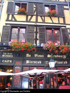 Strasbourg, winstub