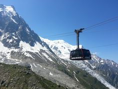 telepherique mont blanc