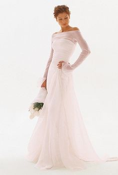 Colorful Wedding Gowns for Older Brides                                                                                                                                                                                 More
