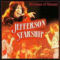 Grace - Jefferson Starship - Windows Of Heaven   Overstock.com Shopping - The Best Deals on Hard Rock