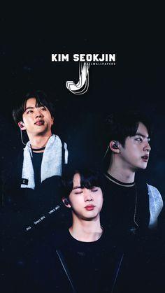 BTS Jin wallpaper | lockscreen BTS Jin tela de bloqueio e papel de parede