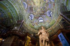 The Prunksaal, Hof-Bibliothek - Vienna | Flickr - Photo Sharing!