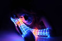 wearable led - Google Search
