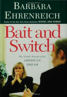 Bait and Switch: The (Futile) Pursuit of the American Dream  US $9.95 & FREE Shipping  #bigboxpower