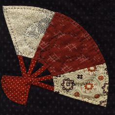 Julia's Place: Japanese Quilt Update.....still quilting!