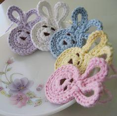 Crochet Baby Bunnies.