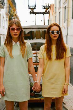 Fashion Design | The Whitepepper Lookbook: Summer 2014 - dustjacket attic