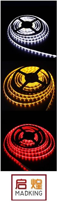 MADKING LED Flexible Strip Light, 5050SMD, DC12V 60LEDs/m, Waterproof IP65 5 different Light Color with Adaptor 5M/Roll. $26.99 Led Light Strips, Led Strip, Led Flexible Strip, Different Light, Strip Lighting, Light Colors, Lights, Linear Lighting, Bright Colours