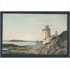 St Anthony's Lighthouse Cornwall Postcard 24222 Listing in the Cornwall,England,Topographical,Postcards,Collectables Category on eBid United Kingdom