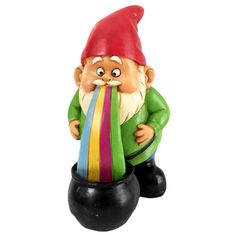 BARFIN' BARNEY THE PUKIN' GNOME