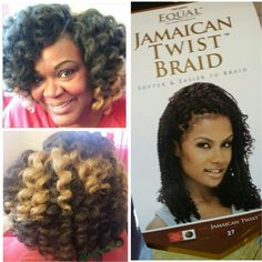 Crochet Braids Miami : Crochet braids, great protective style. Miami based stylist. Healthy ...