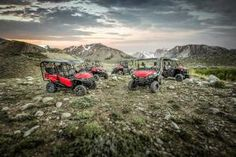 Different jobs, terrain, and adventures mean it only makes sense to fine-tune your Honda ATV to your specific needs. A full line of Honda accessories is available to make your ATV even better. For more information on Honda accessories, go to powersports.honda.com/accessories.aspx